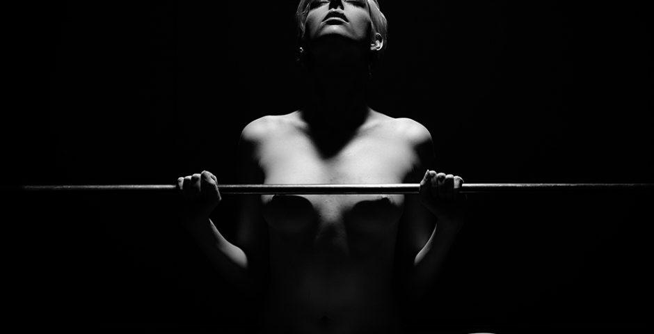 BLACK SMOKE I Artistic Nude 2014 ^ Prints & Enlargements